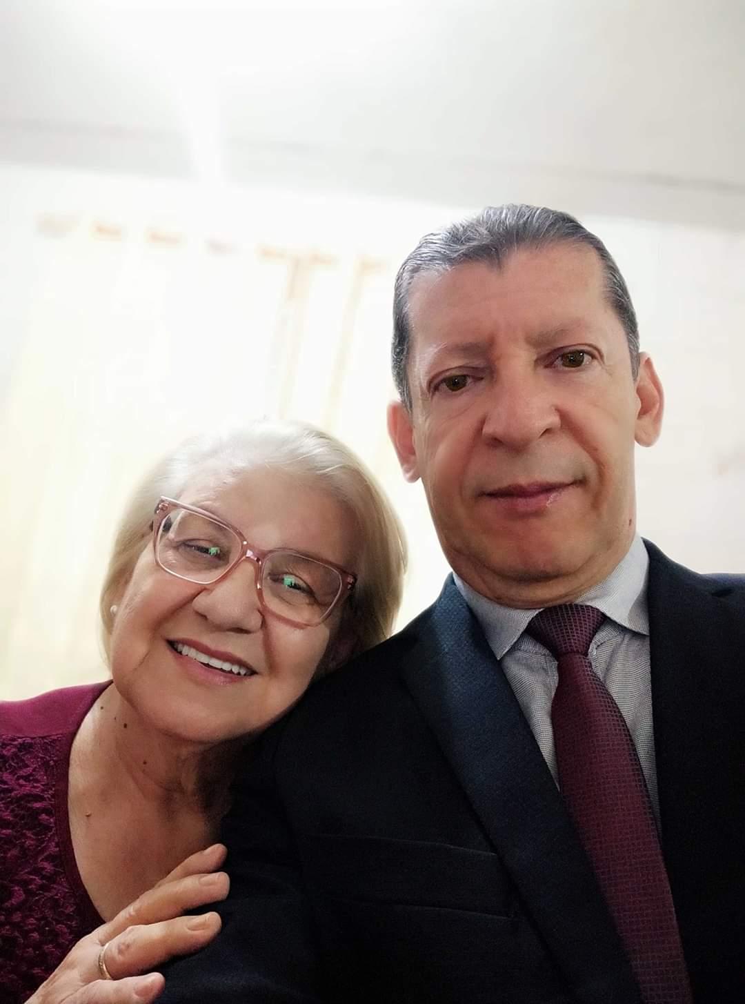 José Carlos Rodrigues e Raimunda Leite Arraiz