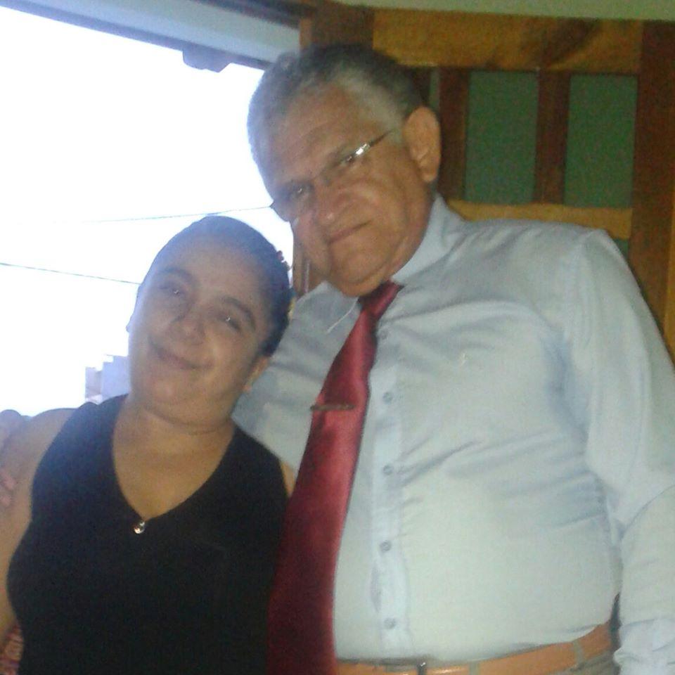 Raimundo Ferreira e Ismenia Correia